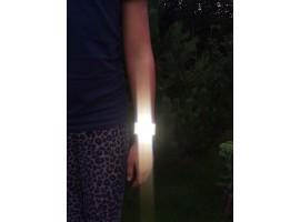 Браслет светоотражающий самофиксирующийся,