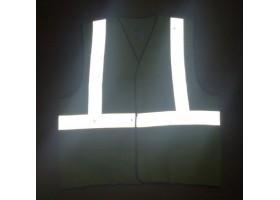 Жилет со светоотражающей полосой 2XL